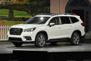 Новый Subaru Ascent